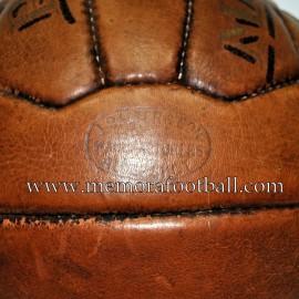 Balón del Real Madrid CF 1950s (reproducción)