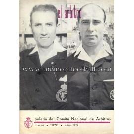 EL ÁRBITRO 1970 nº26