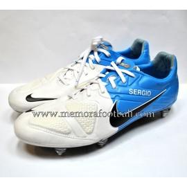 """BUSQUETS"" UEFA Euro 2012 match unworn boots"