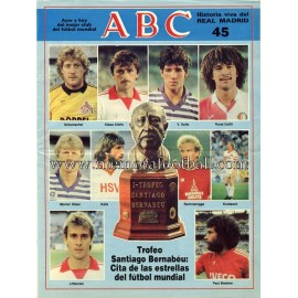 """ABC"" Historia Viva del Real Madrid nº45"