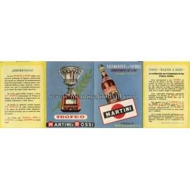 Calendario 1951.Calendario Publicitario Liga Primera Division 1951 1952