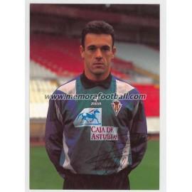 """""""LIAÑO"""" Sporting de Gijón 1990s"""