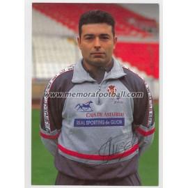 """ANGEL"" Sporting de Gijón 1990s"