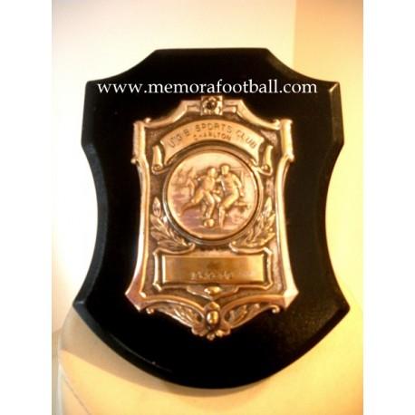 U.G.B Sports Club Charlton (United Kingdom) 1949/50 Football Trophy