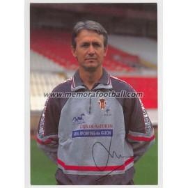 """""""BENITO FLORO"""" Sporting de Gijón 1990s"""