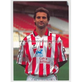 """GINER"" Sporting de Gijón 1990s"