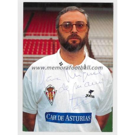 """""""LOZA"""" Sporting de Gijón 1990s"""