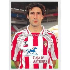 """TOMÁS"" Sporting de Gijón 1990s"
