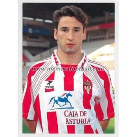 """""""VELASCO"""" Sporting de Gijón 1990s"""