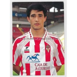 """""""PABLO"""" Sporting de Gijón 1990s"""
