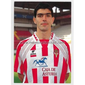 """MUÑIZ"" Sporting de Gijón 1990s"