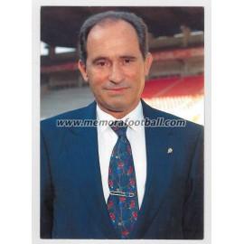 """JOSÉ FERNÁNDEZ"" Sporting de Gijón 1990s"