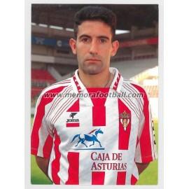 """""""HUGO PÉREZ"""" Sporting de Gijón 1990s"""