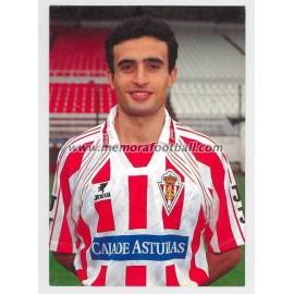 """""""EMILIO"""" Sporting de Gijón 1990s"""