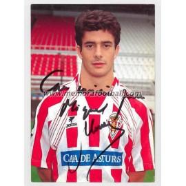 """MARCOS VALES"" Sporting de Gijón 1990s"