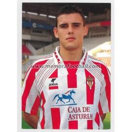 """""""AVELINO"""" Sporting de Gijón 1990s"""