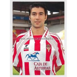 """RAUL"" Sporting de Gijón 1990s"