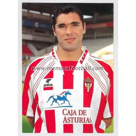 """NAVARRO"" Sporting de Gijón 1990s"