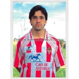 """IVÁN IGLESIAS"" Sporting de Gijón 1990s"