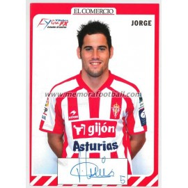"""JORGE"" Sporting de Gijón 2007-08"