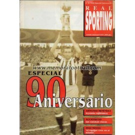 "Revista ""Real Sporting"" Nº1 1995 Especial 90 Aniversario"