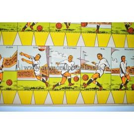 Real Madrid C.F 1954-55 Recortable cardboard sheet