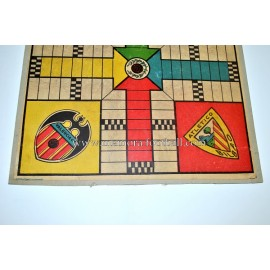 """Parchís"" board game, Spain 1960s"
