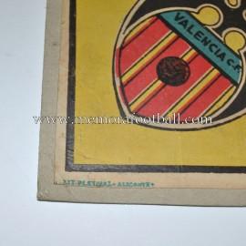 Parchís con escudos de equipos de fútbol, España 1960s