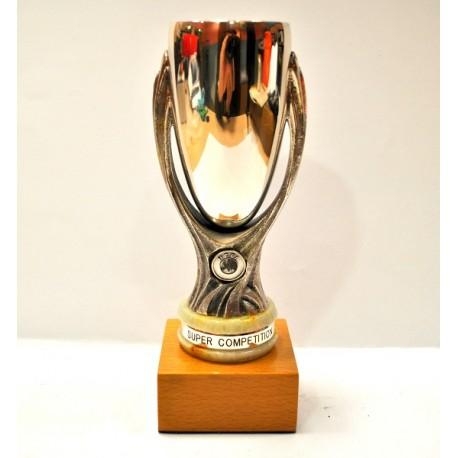 Trofeo Supercopa de Europa UEFA