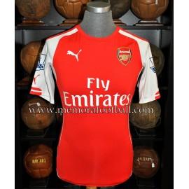 """Santi Cazorla"" Arsenal FC 2024-15"