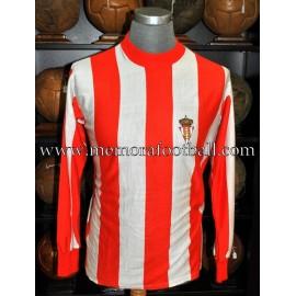 1970s Sporting de Gijón shirt