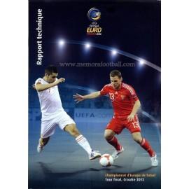 UEFA Euro Futsal Croatia 2012 Informe Oficial