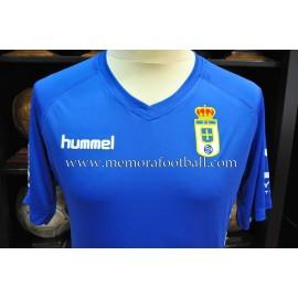 """PEÑA"" Real Oviedo LFP 2015-16 match worn shirt"