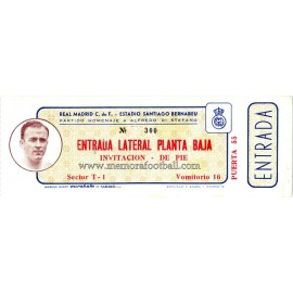 "Real Madrid vs Celtic ""Alfredo Di Stefano Testimonial Match"""