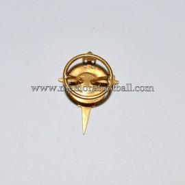 Insignia de oro del Racing de Ferrol