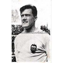 """ROBERTO"" Valencia CF 1960s photo-card"