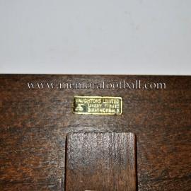"""1957-58 """"KEN ASTON"""" Referee trophy"""