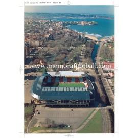 Fotografía del Estadio EL Molinón  (Gijón, España) 1990s