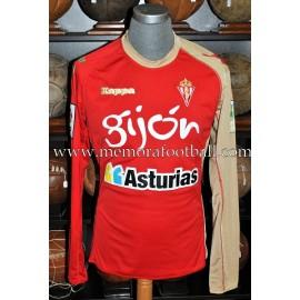 """""""MOISES"""" Sporting de Gijón 2011-12"""