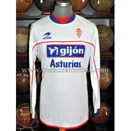 """""""ANGEL PÉREZ"""" Sporting de Gijón 2004-2005"""
