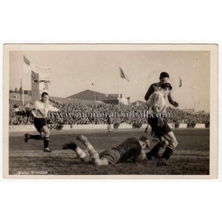 Sabadell vs FC Barcelona 26-10-1947 photograph
