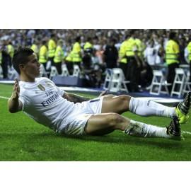 """Botas originales de """"JAMES RODRÍGUEZ"""" Real Madrid CF 2015-2016"""