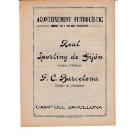"""FUTBOL"" Revista Semanal Ilustrada,  12 Febrero 1920"