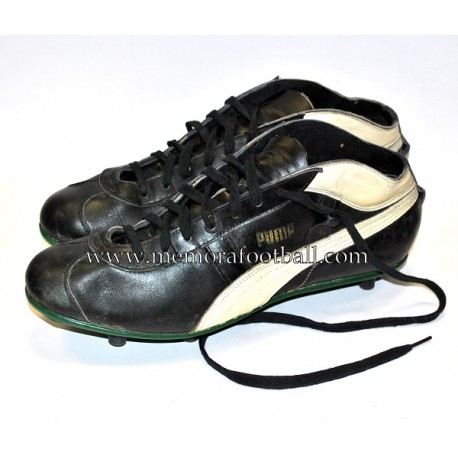 """PUMA"" Football Boots 1950-60s West Germany"
