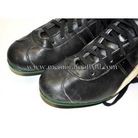 """Botas de Fútbol """"PUMA"""" 1950-60s Alemania"""