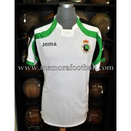 """ZIGIC"" Racing Santander 2008/09 match worn shirt"