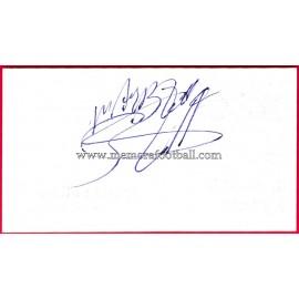 """""""NAYBET"""" Deportivo de la Coruña Autograph"""