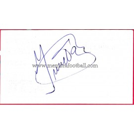 """IRURETA"" Deportivo de la Coruña Autograph"