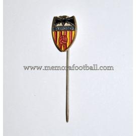 Insignia de aguja del Valencia CF