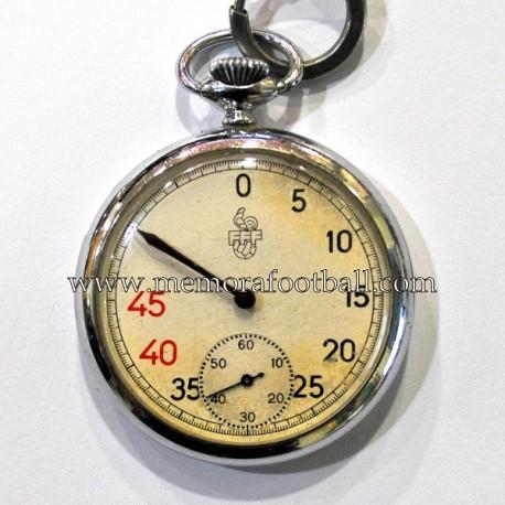 Cronómetro de árbitro FFF 1950s